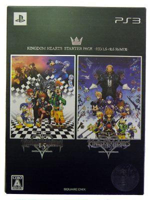 PS3 キングダムハーツ スターターパック HD 1.5+2.5 リミックス| ハードオフ安城店