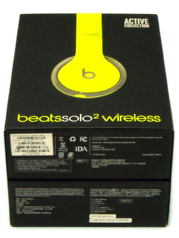 beats ワイヤレスヘッドホン beatssolo2 wireless | ハードオフ西尾店