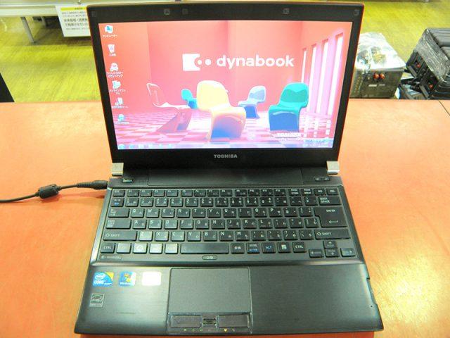東芝 ノートパソコン Dynabook PR73026BSBRE | ハードオフ安城店