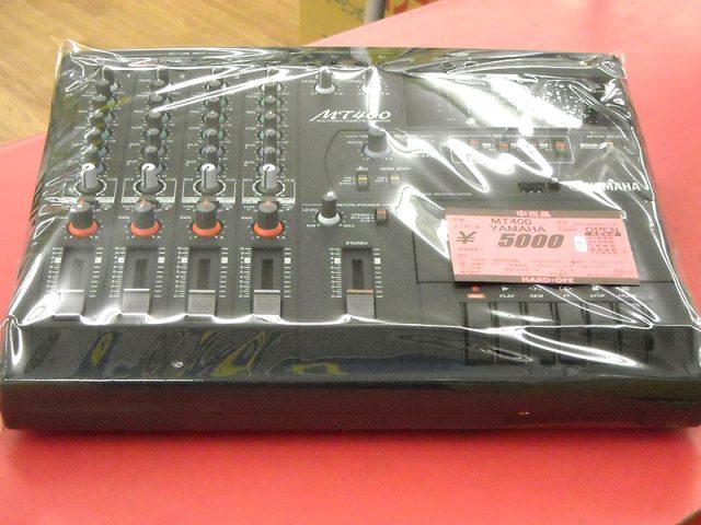 YAMAHA マルチトラックカセットレコーダー MT400 | ハードオフ西尾店