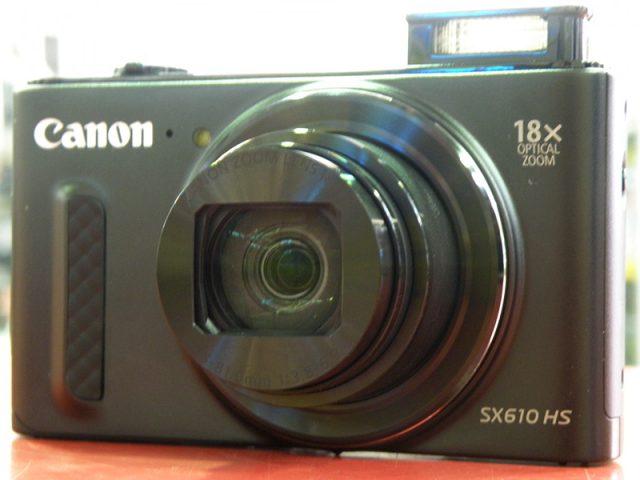 Canon デジタルカメラ Power Shot SX610HS | ハードオフ安城店