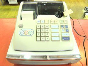 CASIO 電子レジスター TE-M80 | ハードオフ安城店