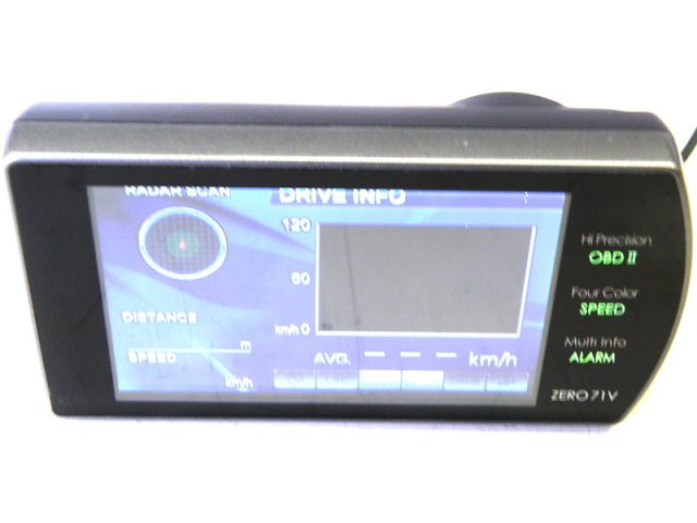 COMTEC レーダー探知機 ZERO 71V | ハードオフ安城店