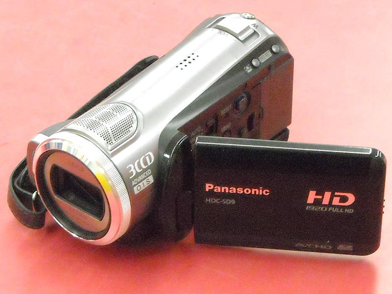 Panasonic デジタルビデオカメラ HDC-SD9 | ハードオフ西尾店