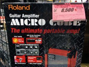 Roland ギターアンプ MICRO CUBE| ハードオフ三河安城店
