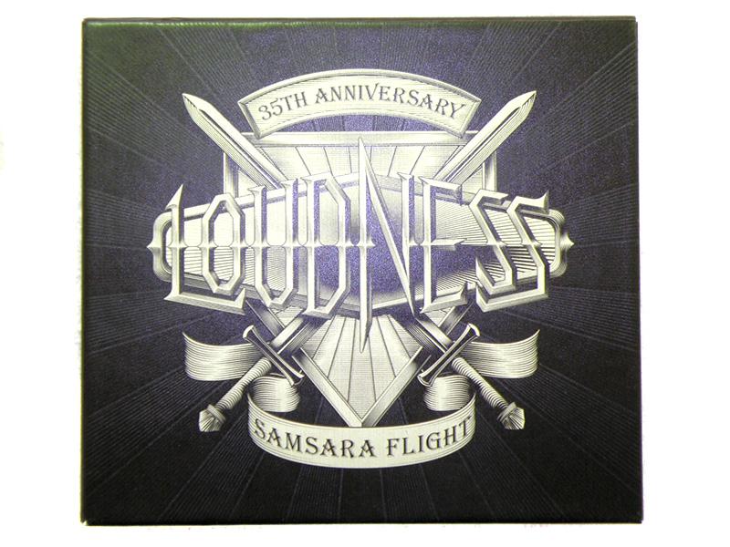 CD LOUDNESS SAMSARA FLIGHT ~輪廻飛翔~ | ハードオフ安城店