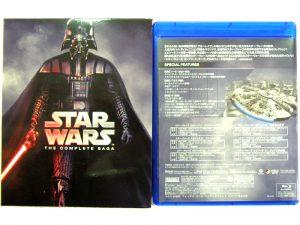 BD STARWARS コンプリート・サーガ Blu-rayコレクション | ハードオフ安城店
