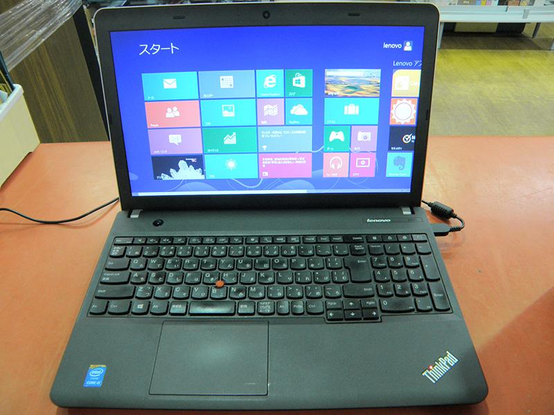 Lenovo ノートパソコン ThinkPad E540 20C6-009BJP | ハードオフ安城店