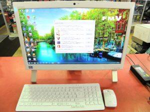 FUJITSU デスクトップパソコン ESPRIMO FMVF53SWP | ハードオフ安城店