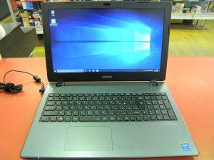 EPSON ノートパソコン Endeavor NJ3900E | ハードオフ安城店