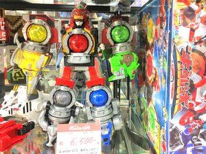 BANDAI 宇宙戦隊キュウレンジャー DXキュウレンオー | ハードオフ三河安城店
