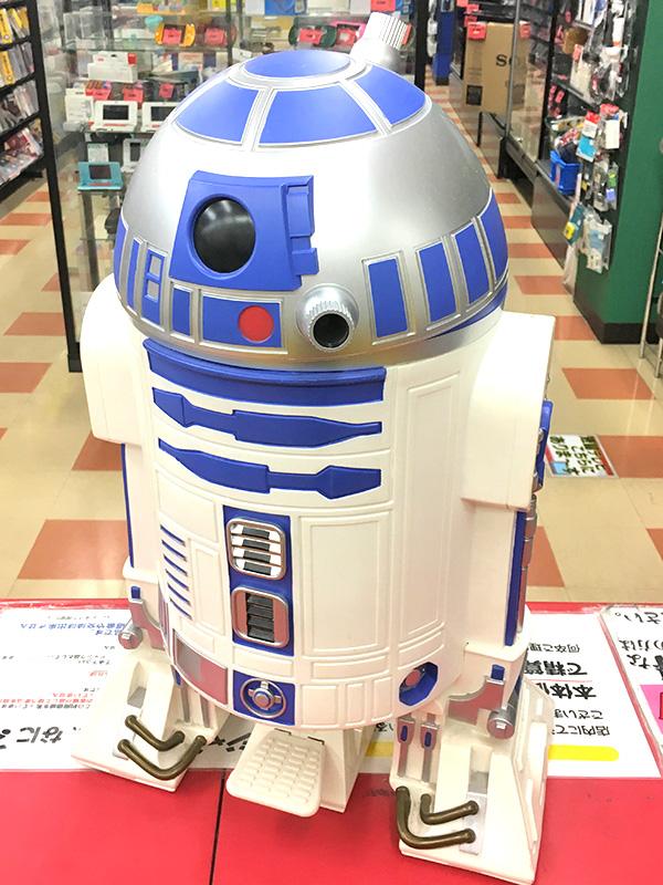 STAR WARS スターウォーズ R2-D2のゴミ箱(ペール) | ハードオフ三河安城店