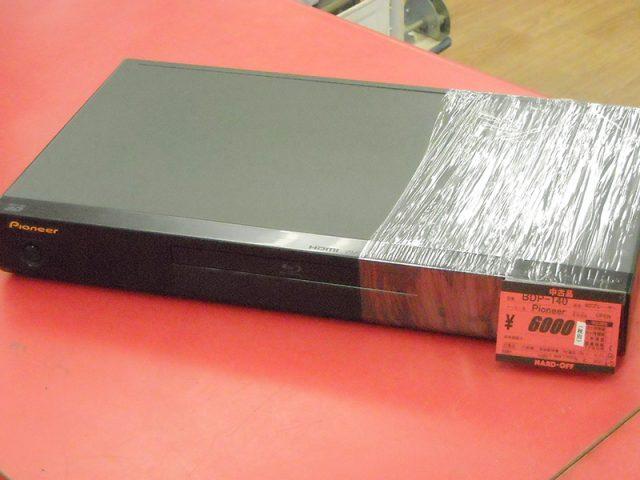 Pioneer 3D対応 BDプレーヤー BDP-140 | ハードオフ西尾店
