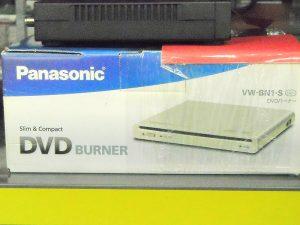 Panasonic DVDバーナー VW-BN1 | ハードオフ西尾店