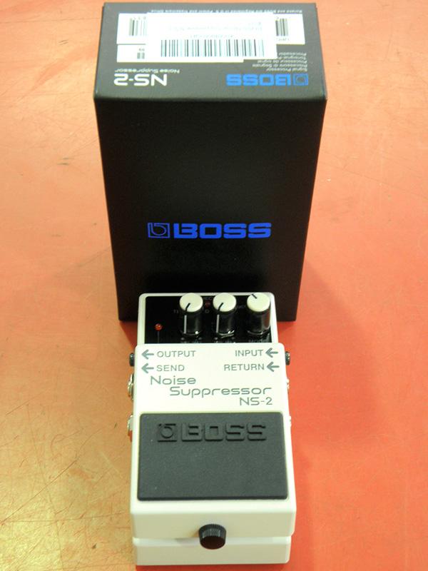 BOSS ギター用エフェクター Noise Suppressor | ハードオフ安城店