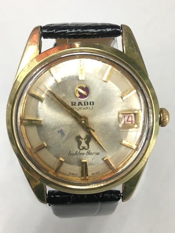 アンティーク 手巻き腕時計 RADO GOLDEN HORSE | オフハウス豊田上郷店