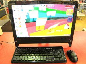富士通 一体型デスクトップパソコン ESPRIMO FMVE30GTB | ハードオフ安城店