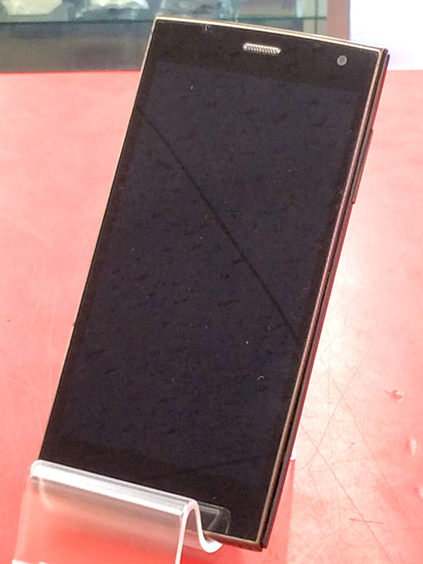TJC スマートフォン SIMフリー StarQ Q5002 | ハードオフ豊田上郷店
