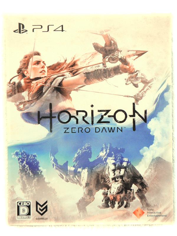PS4 Horizon Zero Dawn 初回限定版 | ハードオフ安城店