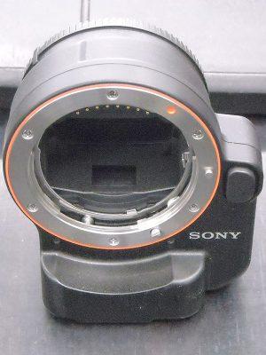 SONY マウントアダプター LA-EA4 | ハードオフ西尾店