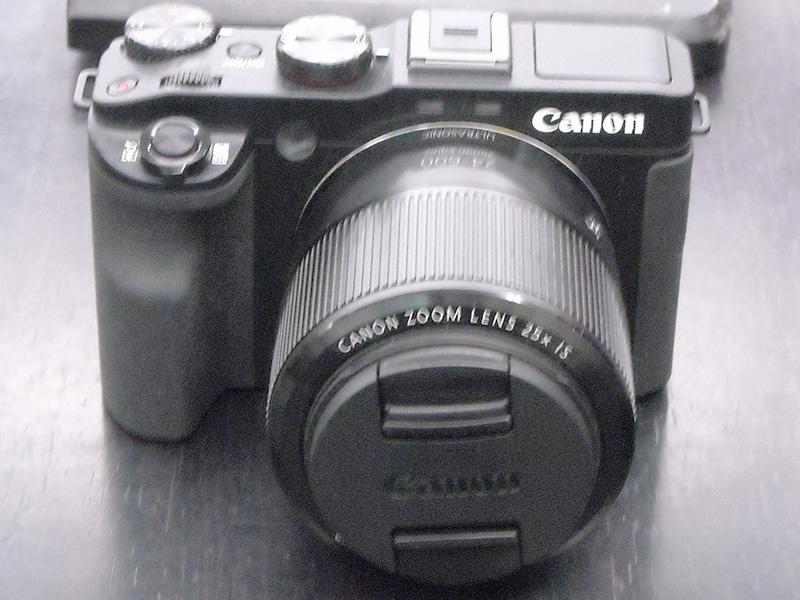 Canon コンパクトデジタルカメラ PowerShot G3 X | ハードオフ西尾店