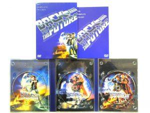 DVD バック・トゥ・ザ・フューチャー トリロジー・ボックスセット| ハードオフ安城店