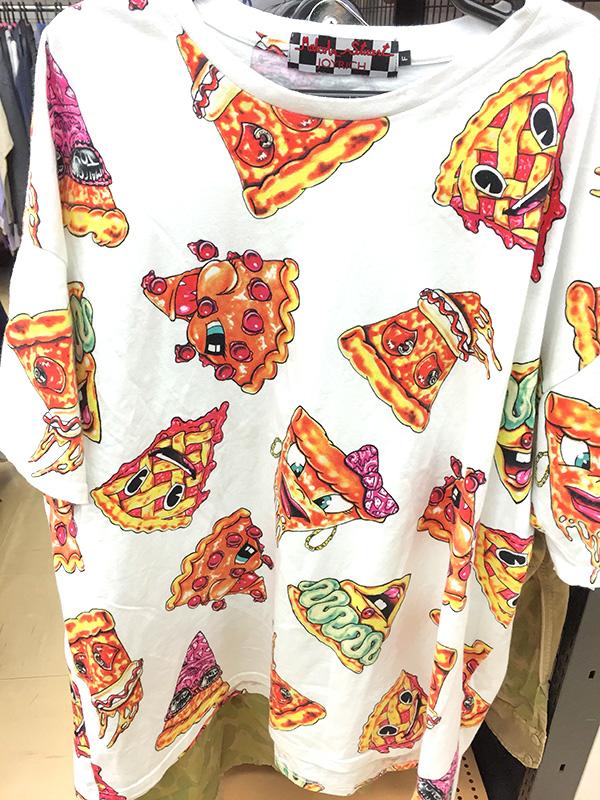 JOYRICH(ジョイリッチ) ピザ柄Tシャツ | オフハウス三河安城店