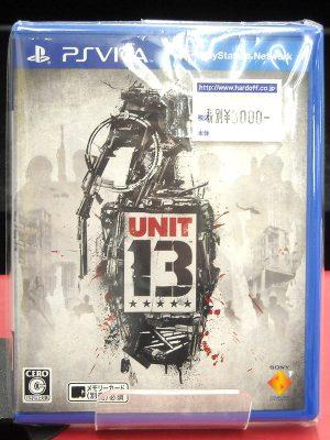 PS VITA UNIT(ユニット)13 | ハードオフ西尾店