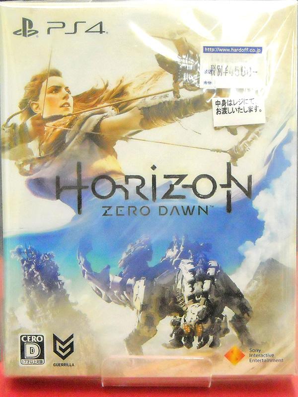 PS4 HORIZON ZERO DAWN | ハードオフ西尾店