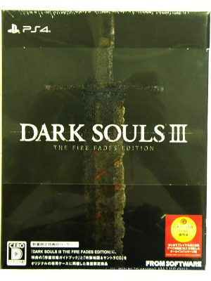 PS4 DARK SOULS(ダークソウル)III THE FIRE FADES EDITION | ハードオフ安城店