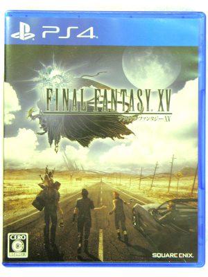 PS4 FINAL FANTASY XV (ファイナルファンタジー15) | ハードオフ安城店