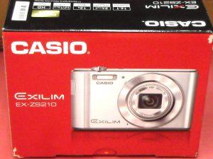 CASIO デジタルカメラ EXILIM EX-ZS210 | ハードオフ西尾店