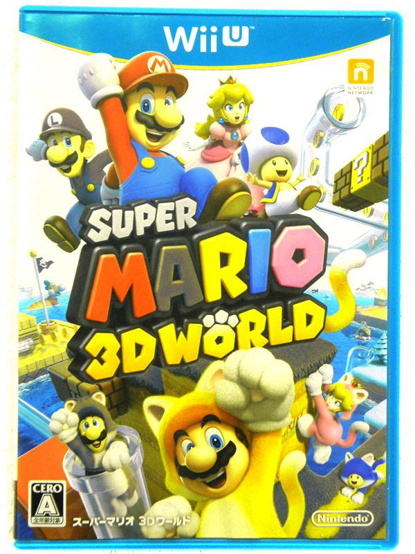 Wii U スーパーマリオ 3Dワールド | ハードオフ安城店