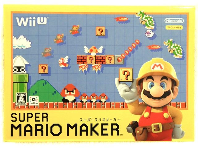 Wii U スーパーマリオメーカー | ハードオフ安城店