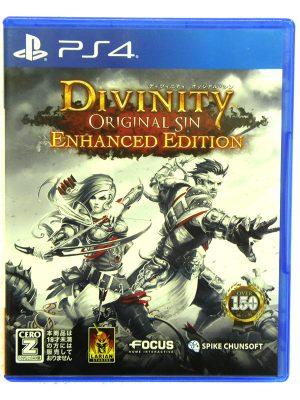 PS4 ディヴィニティ:オリジナル・シン エンハンスド・エディション | ハードオフ安城店