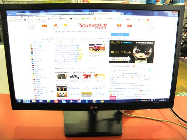 LG 液晶ディスプレイ 27EA33VA | ハードオフ安城店