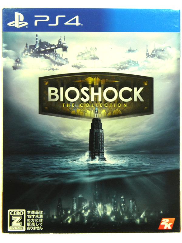 PS4 バイオショック コレクション   ハードオフ安城店