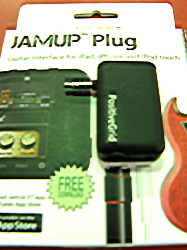 Positive Grid iOS対応ギター・インターフェース JamUp Plug | ハードオフ安城店