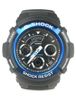 CASIO 腕時計 G-SHOCK アナデジ AW-591 | オフハウス豊田上郷店