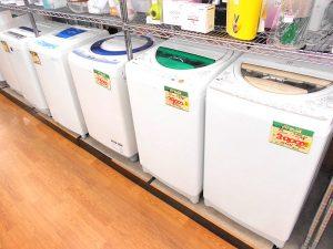 洗濯機大量入荷!! | オフハウス西尾店