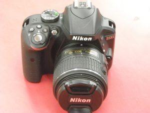 Nikon 一眼レフカメラ D3300 ダブルズームキット | ハードオフ西尾店