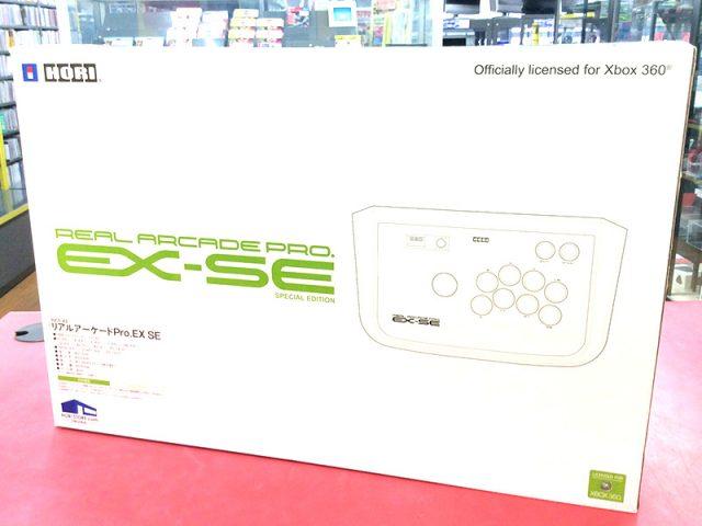 Xbox360用 コントローラー リアルアーケードPro.EX SE | ハードオフ豊田上郷店