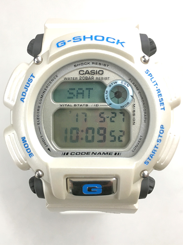 CASIO 腕時計 G-SHOCK CODE NAME(コードネーム) DW-8800 | オフハウス豊田上郷店