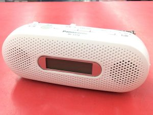 Panasonic FM-AM 2バンドレシーバー RF-TJ10 | ハードオフ豊田上郷店