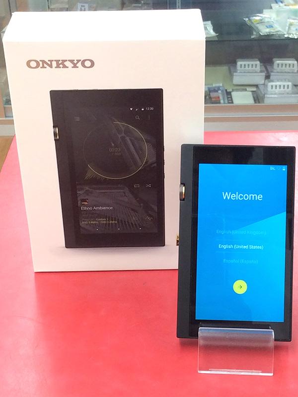 ONKYO デジタルオーディオプレーヤー DP-X1 | ハードオフ豊田上郷店