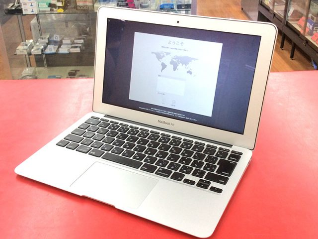 Apple Mac Book Air MC968J/A | ハードオフ豊田上郷店