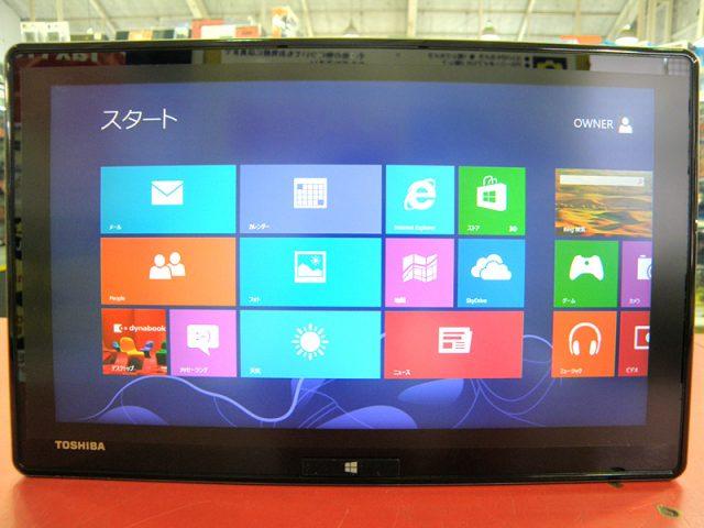 東芝 Windows タブレット VT712/H PS712HNMRL7A31 | ハードオフ安城店