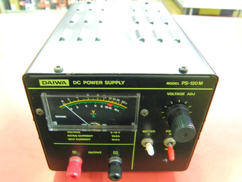 DAIWA 安定化電源 PS-120M | ハードオフ安城店