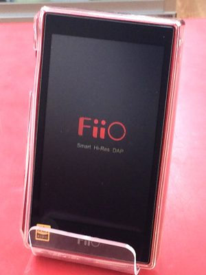 FiiO デジタルオーディオプレーヤー X5 3rd gen | ハードオフ豊田上郷店