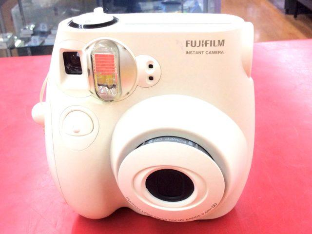 FUJIFILM インスタントカメラ チェキ instax mini 7S | ハードオフ豊田上郷店